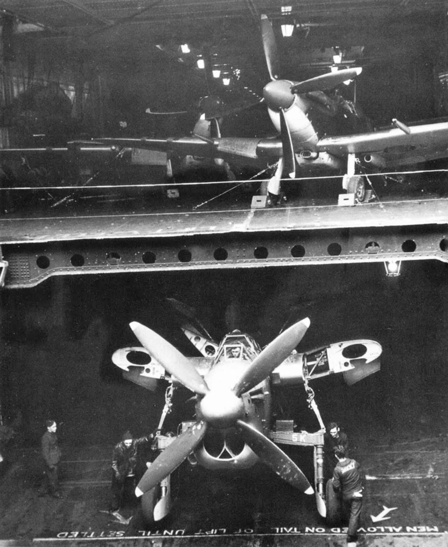 aircraft carrier Furious