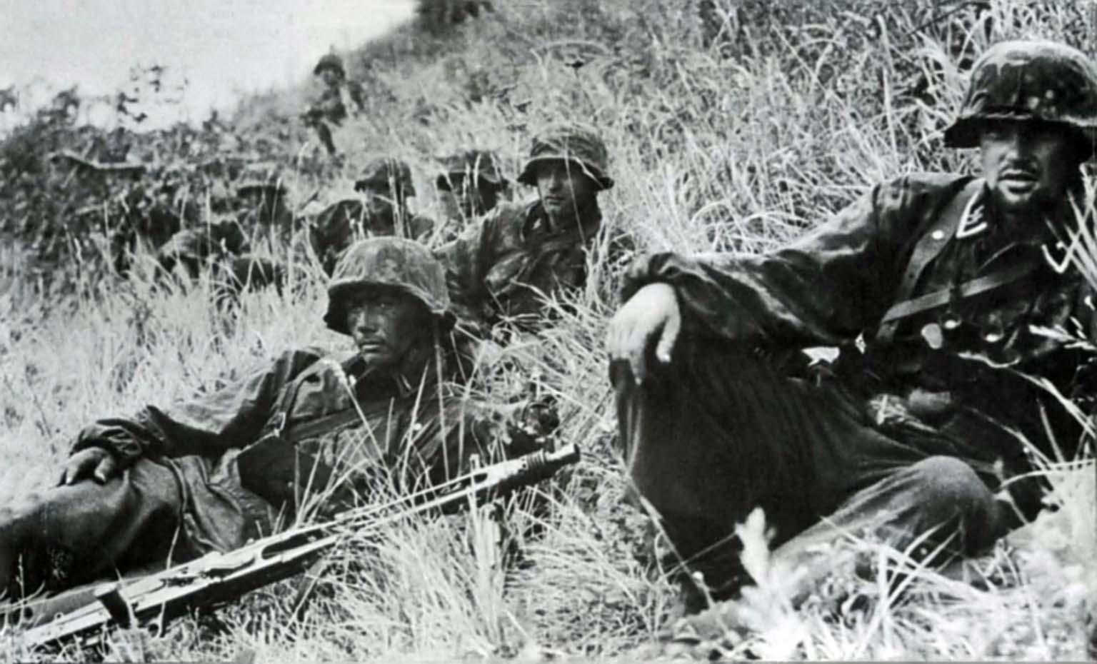 Grenadiers SS