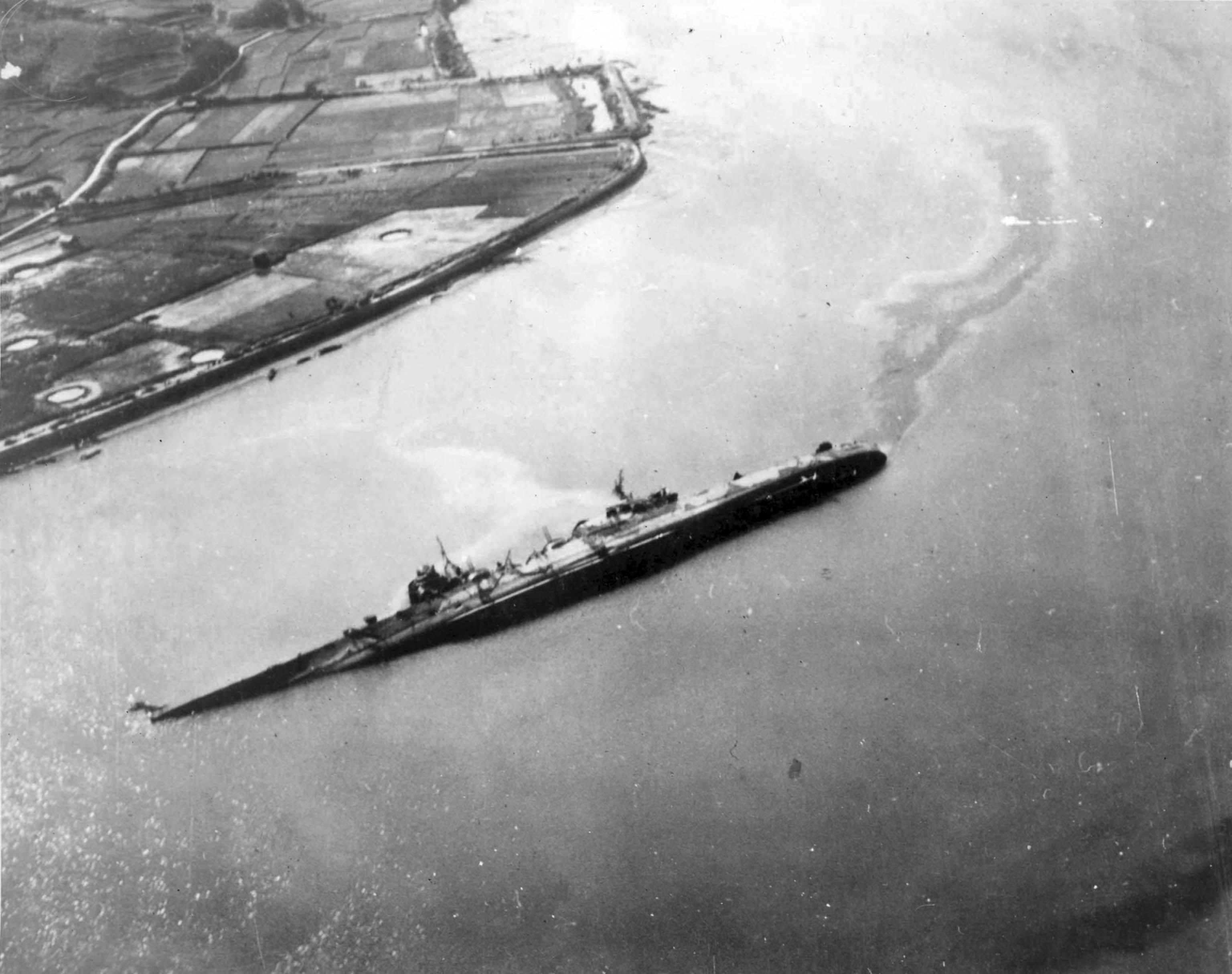 cruiser Ōyodo