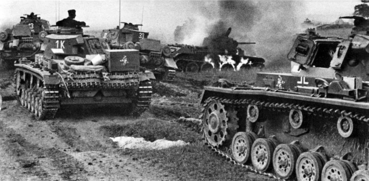 Panzer III, Panzer IV, BT-7