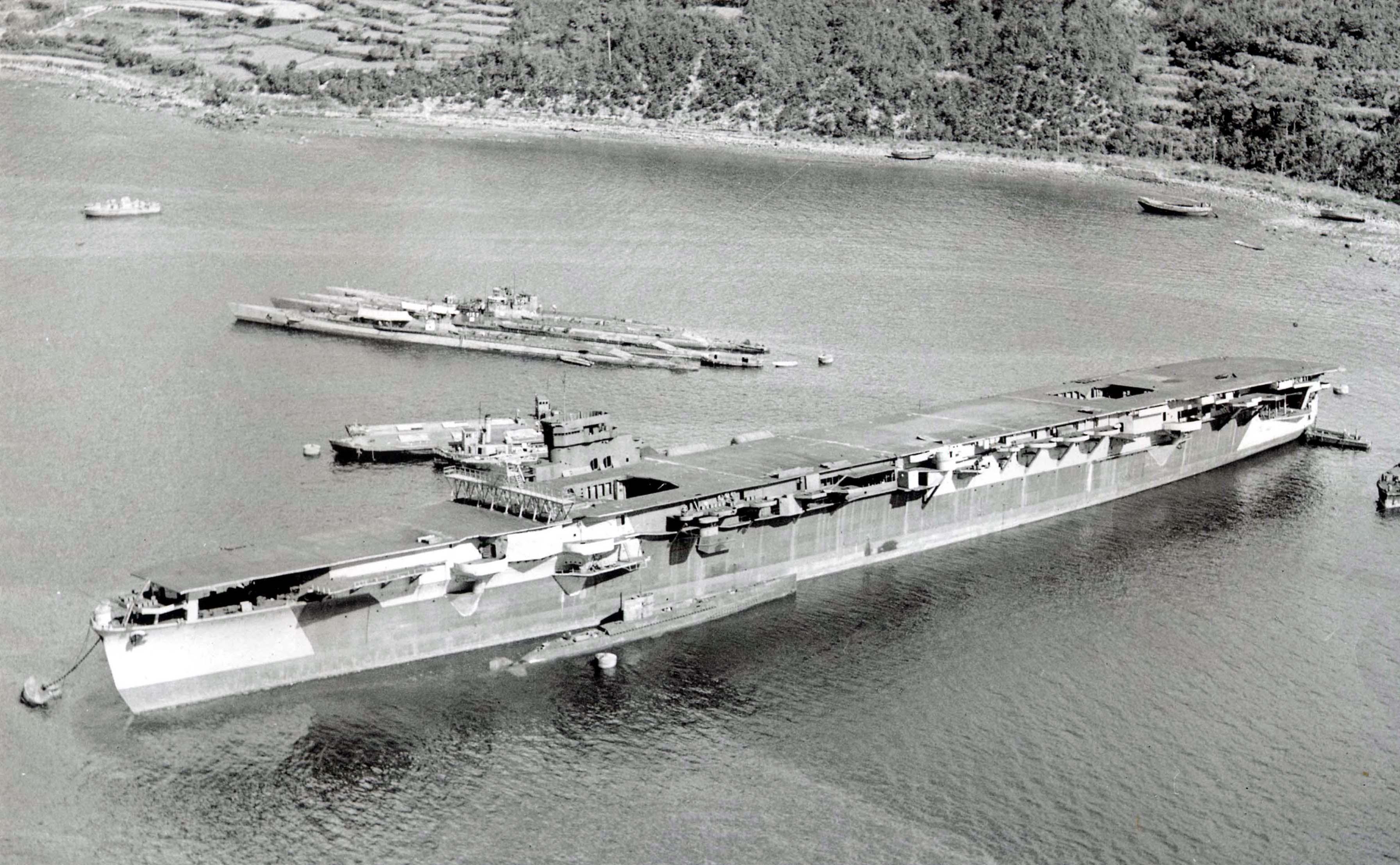 aircraft carrier Kasagi