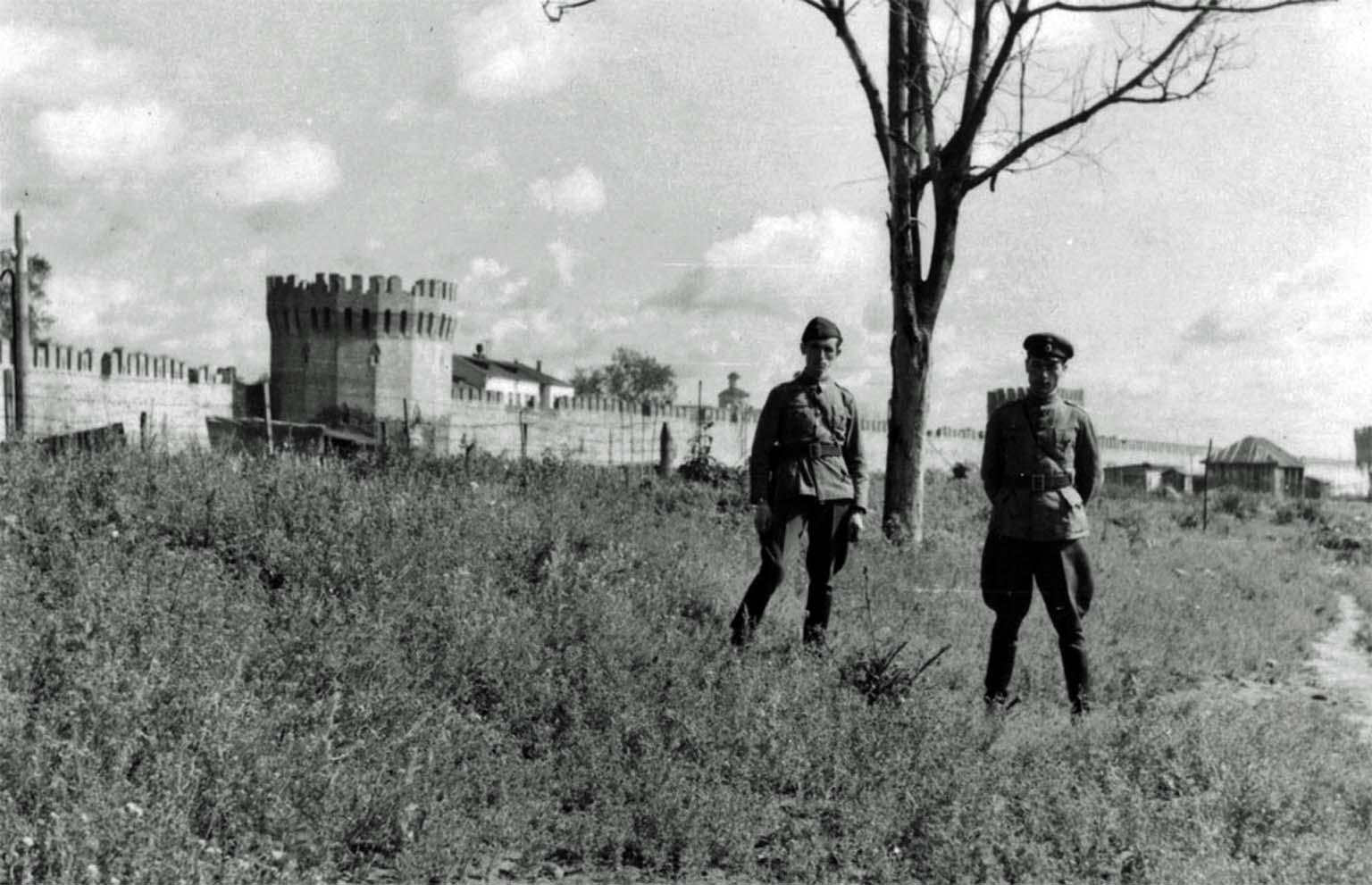 Bulgarian servicemen