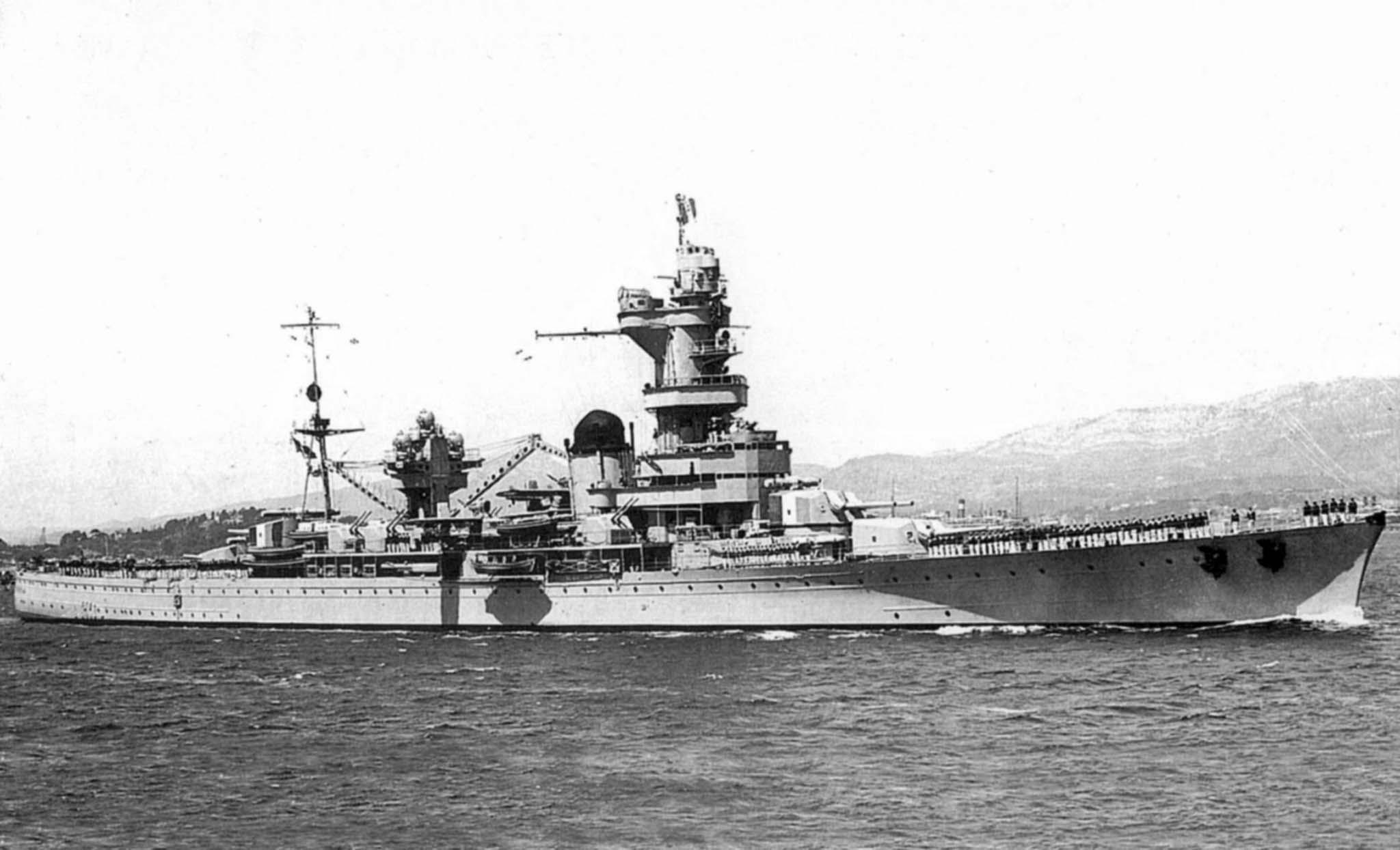 cruiser Algerie
