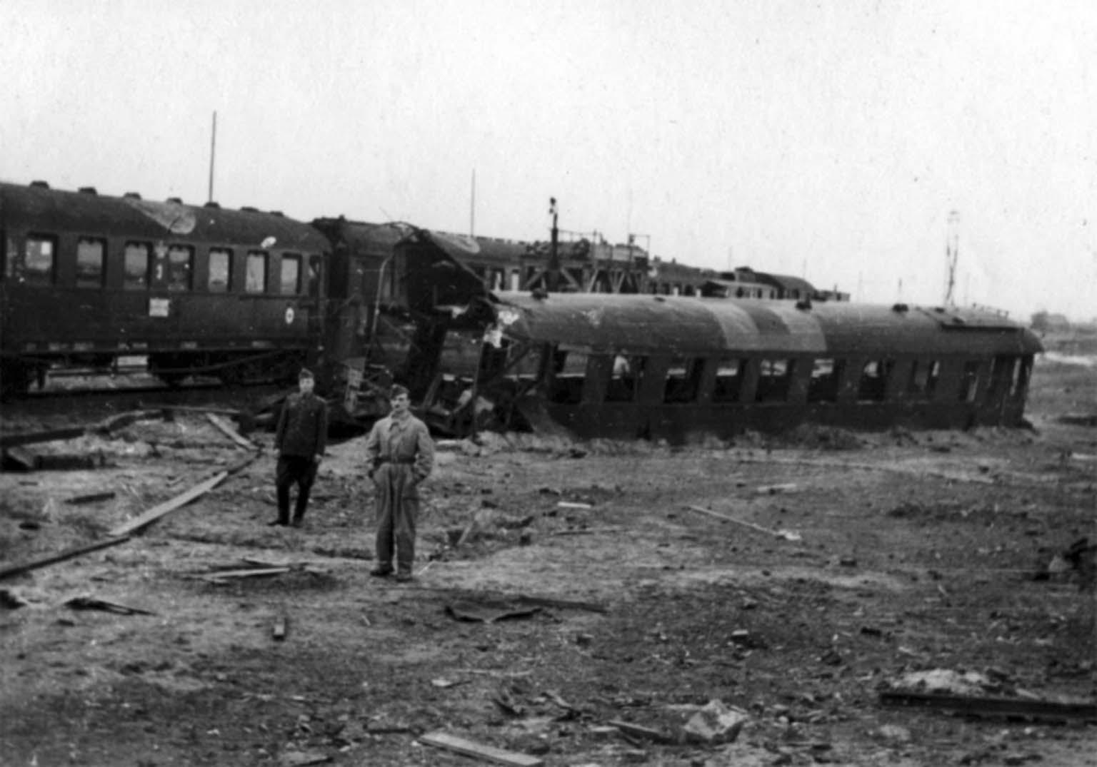 military-sanitary train