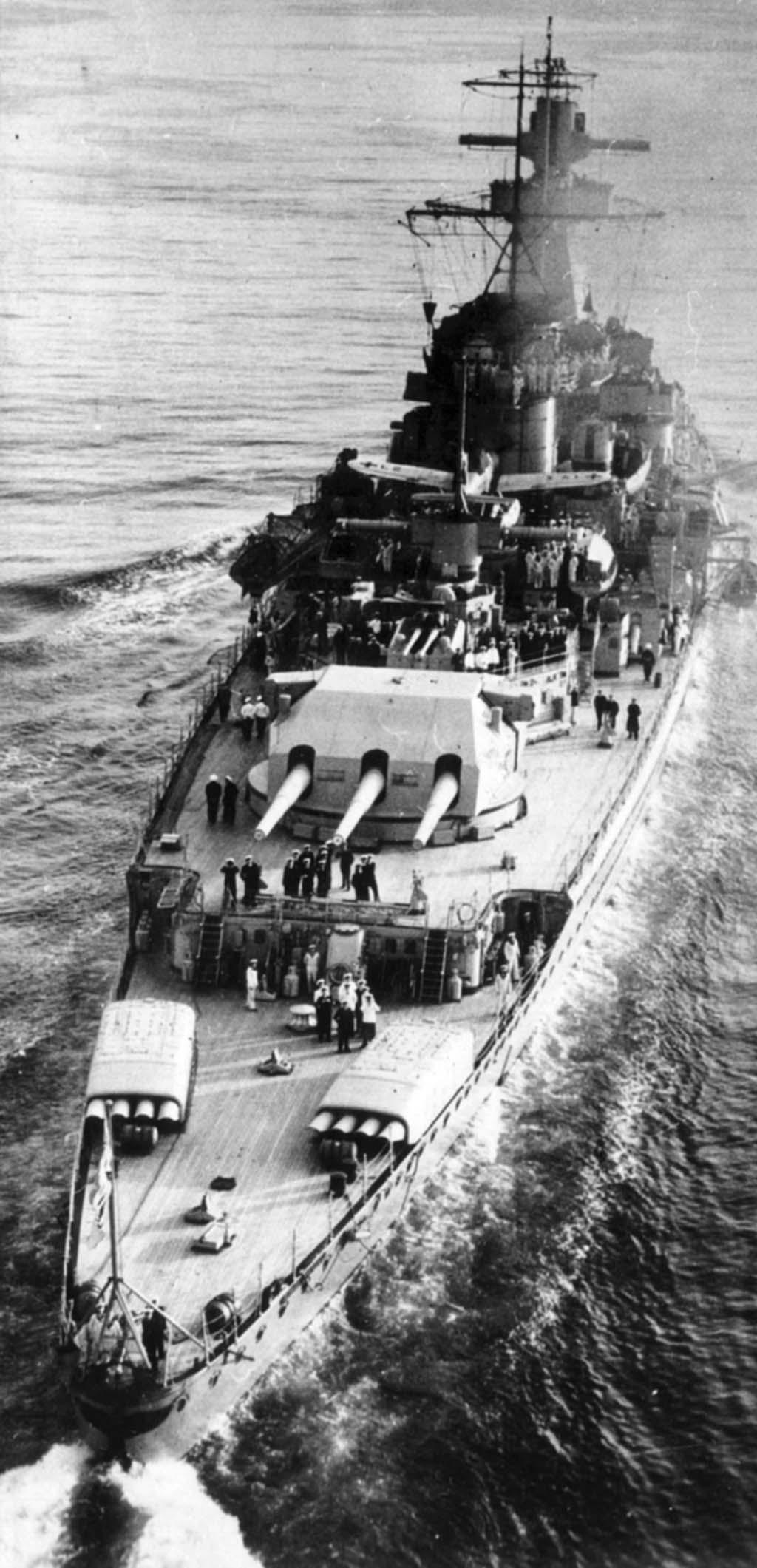 cruiser Admiral Graf Spee