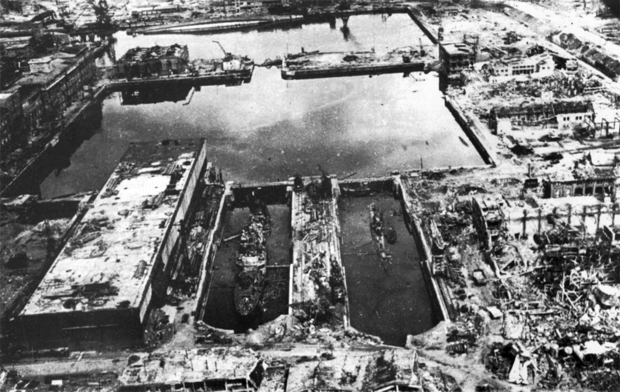 Deutsche Werke shipyard
