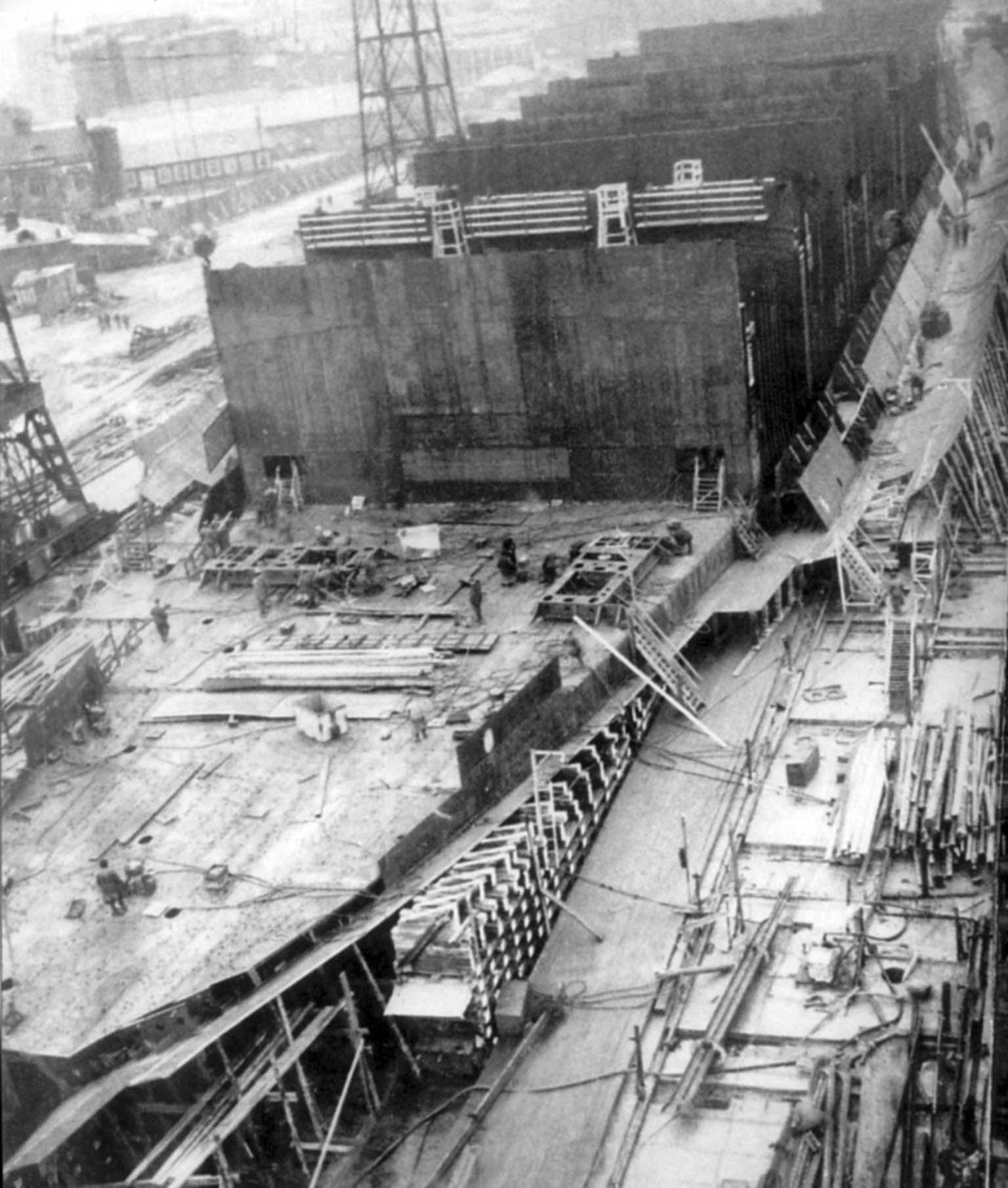 battleship Soviet Union