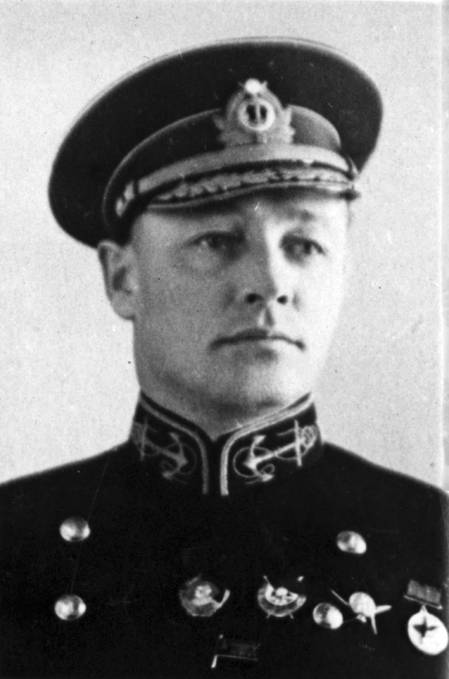 Admiral Nikolai Kuznetsov