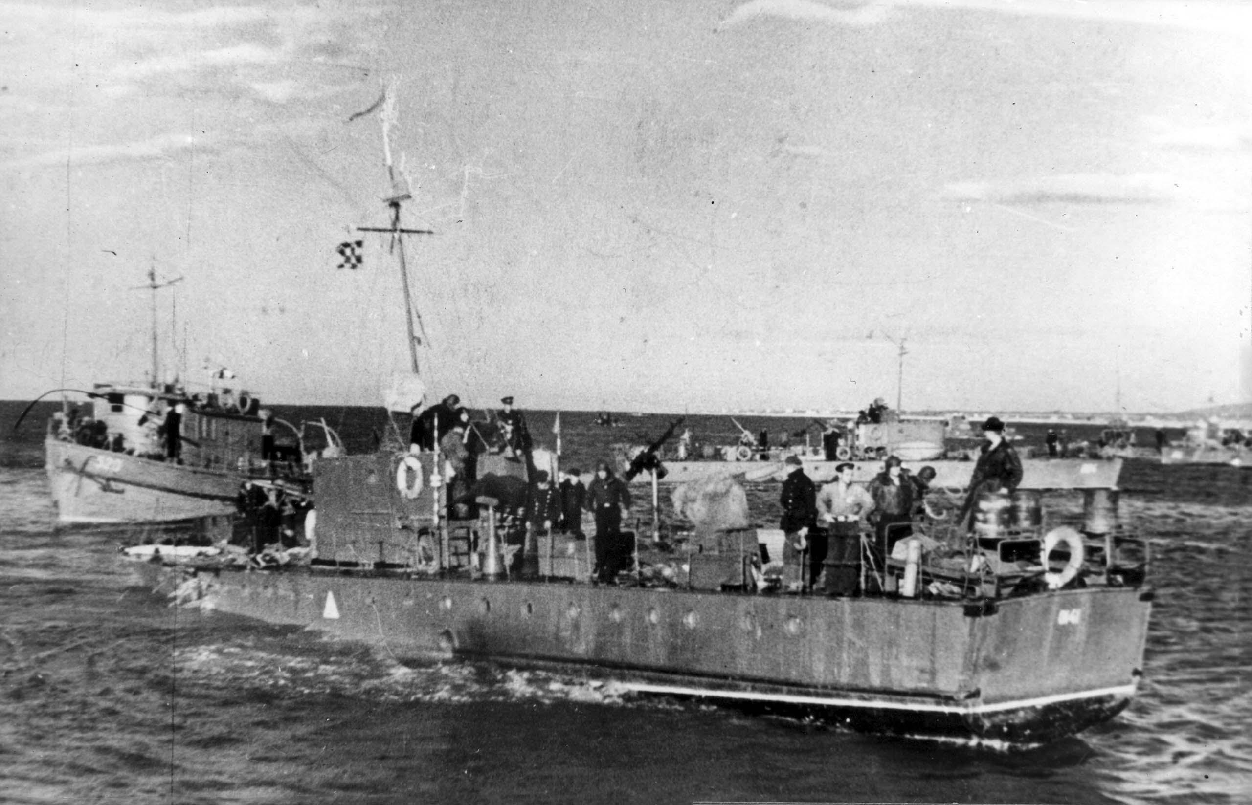 SKA-0141 boat