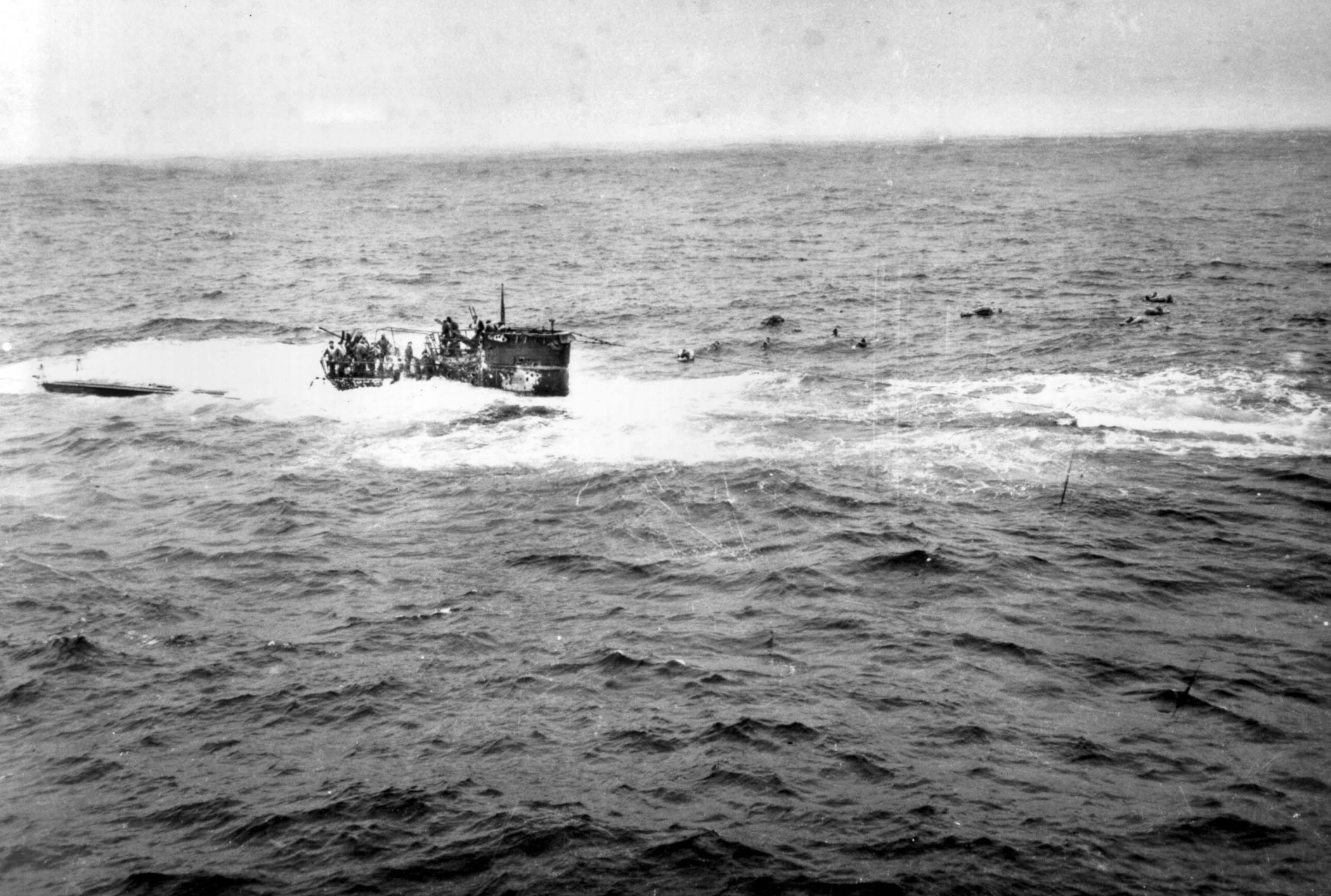 submarine U-550