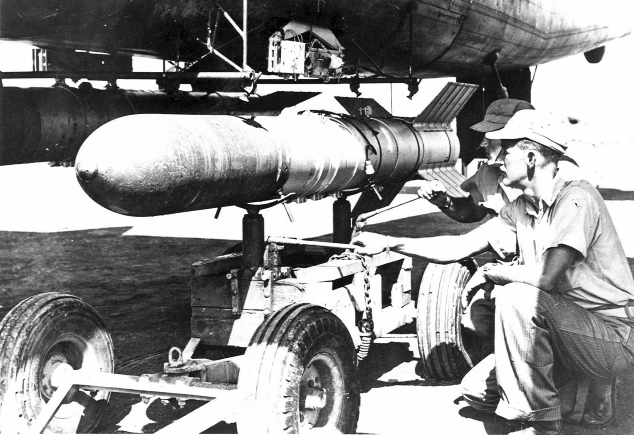 Anti-ship missile Tiny Tim