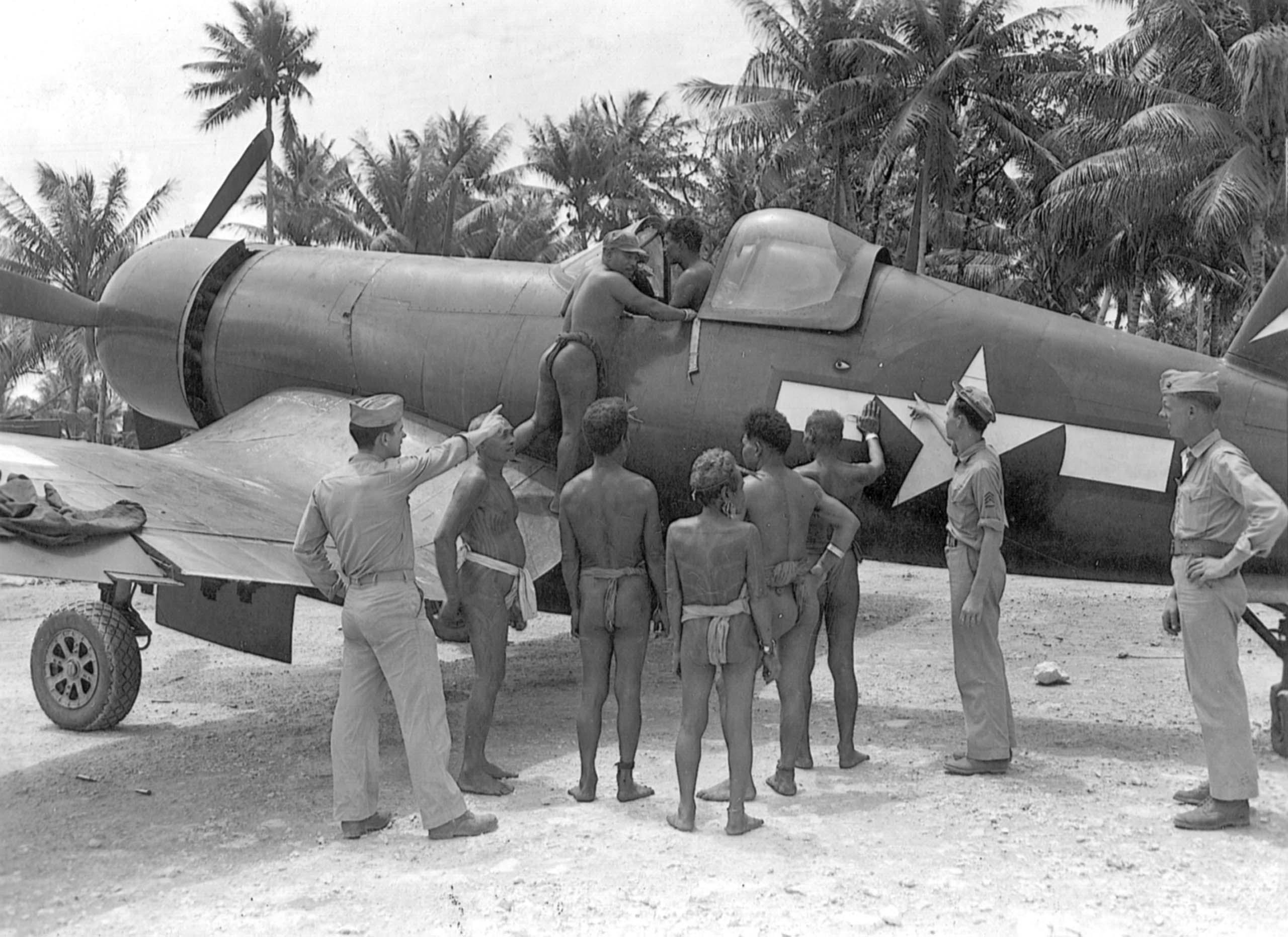 American pilots