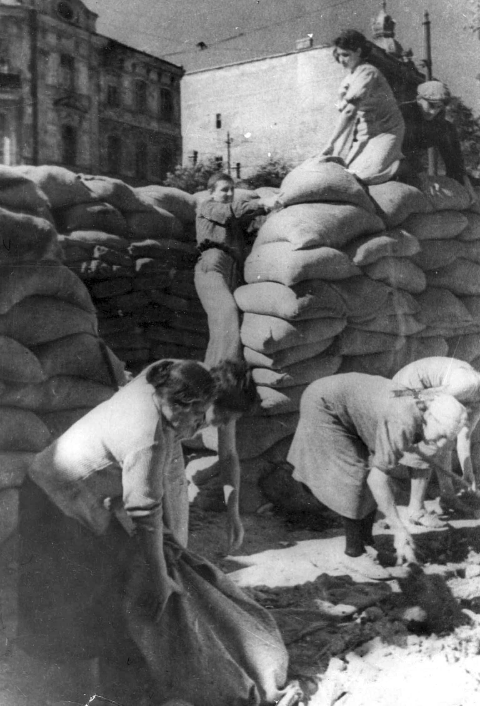Odessa in 1941