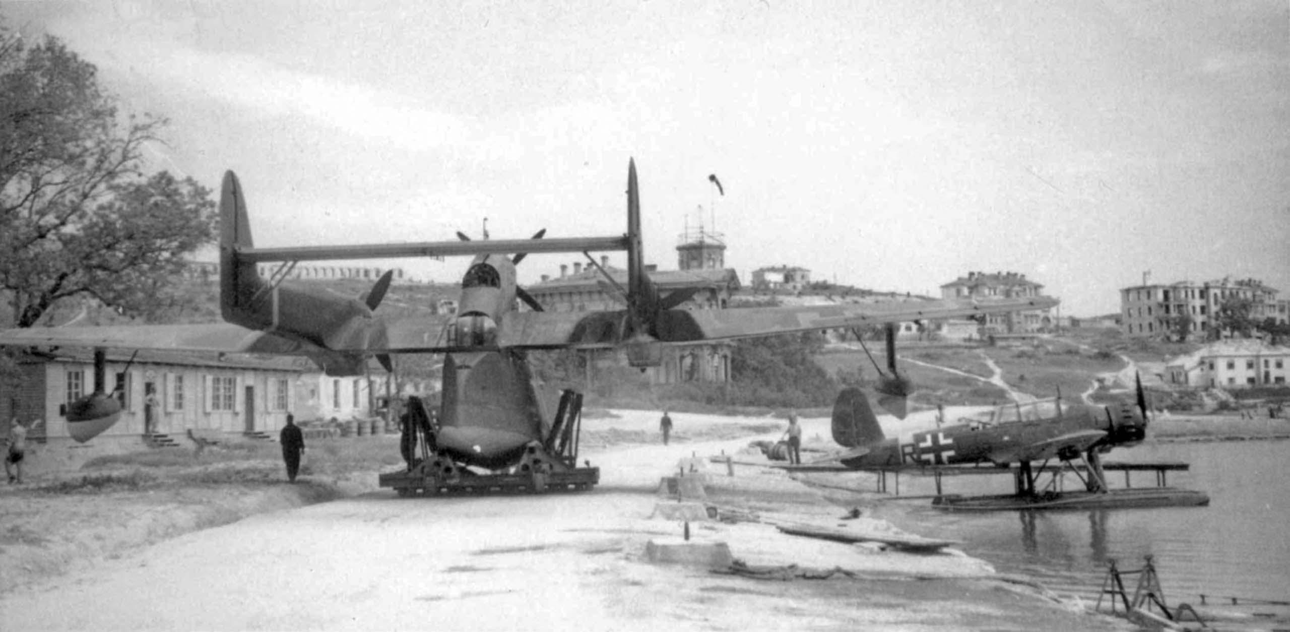 BV-138, Ar 196