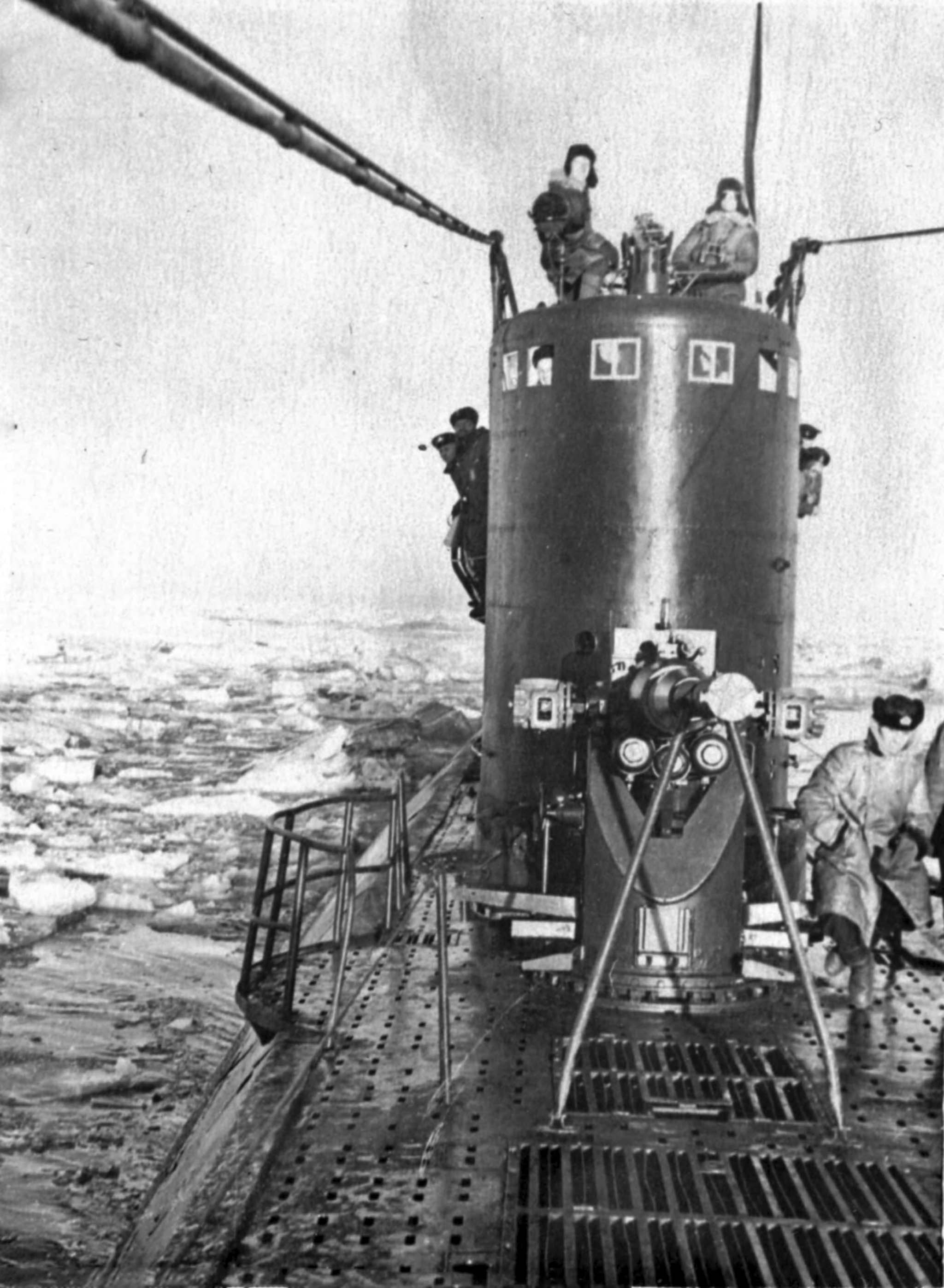 Submarine S-25