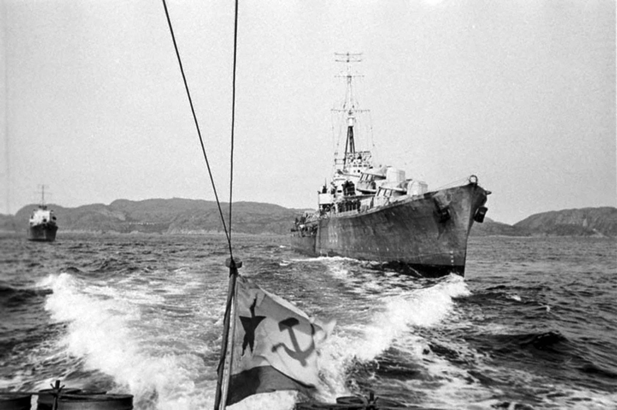 destroyer Marne