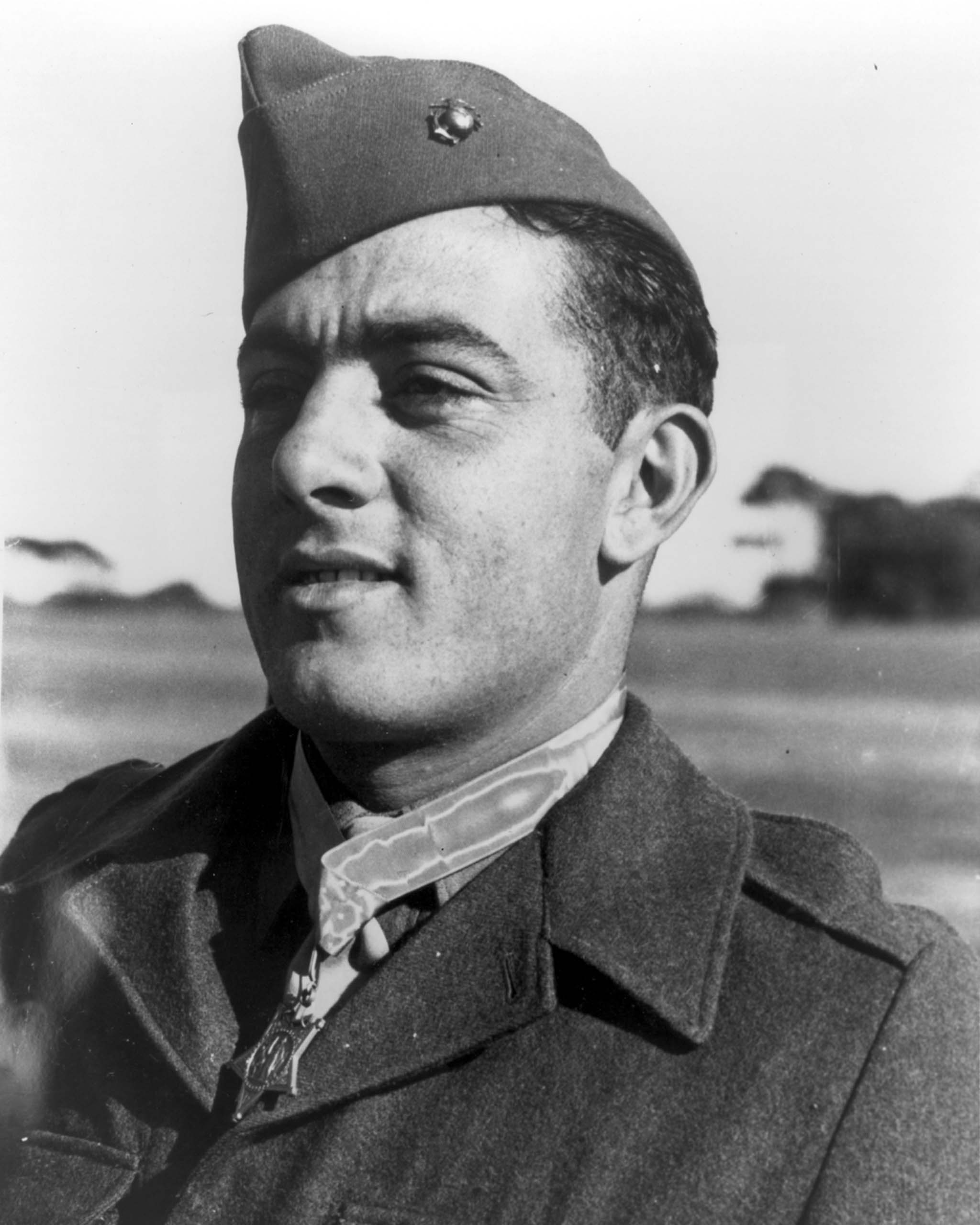 Sergeant John Basilone