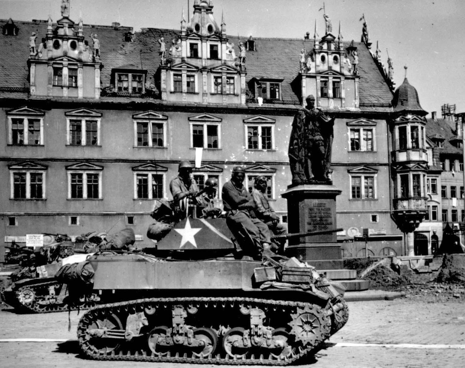 Tank Stuart