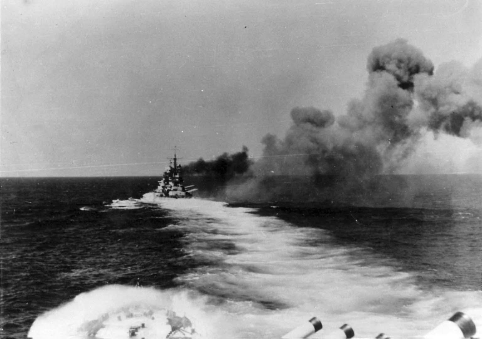 battleship Giulio Cesare