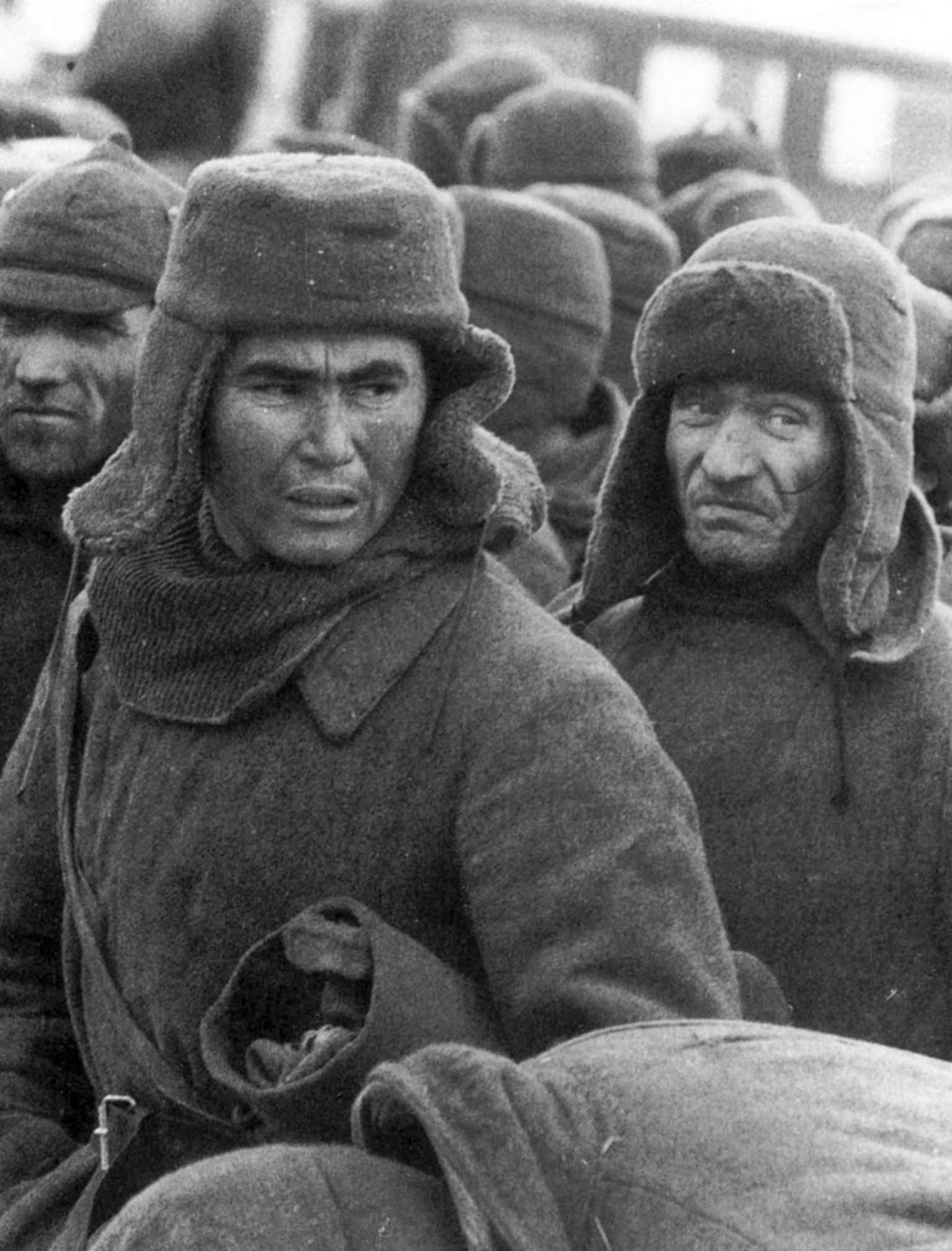 Soldiers of the Red Army