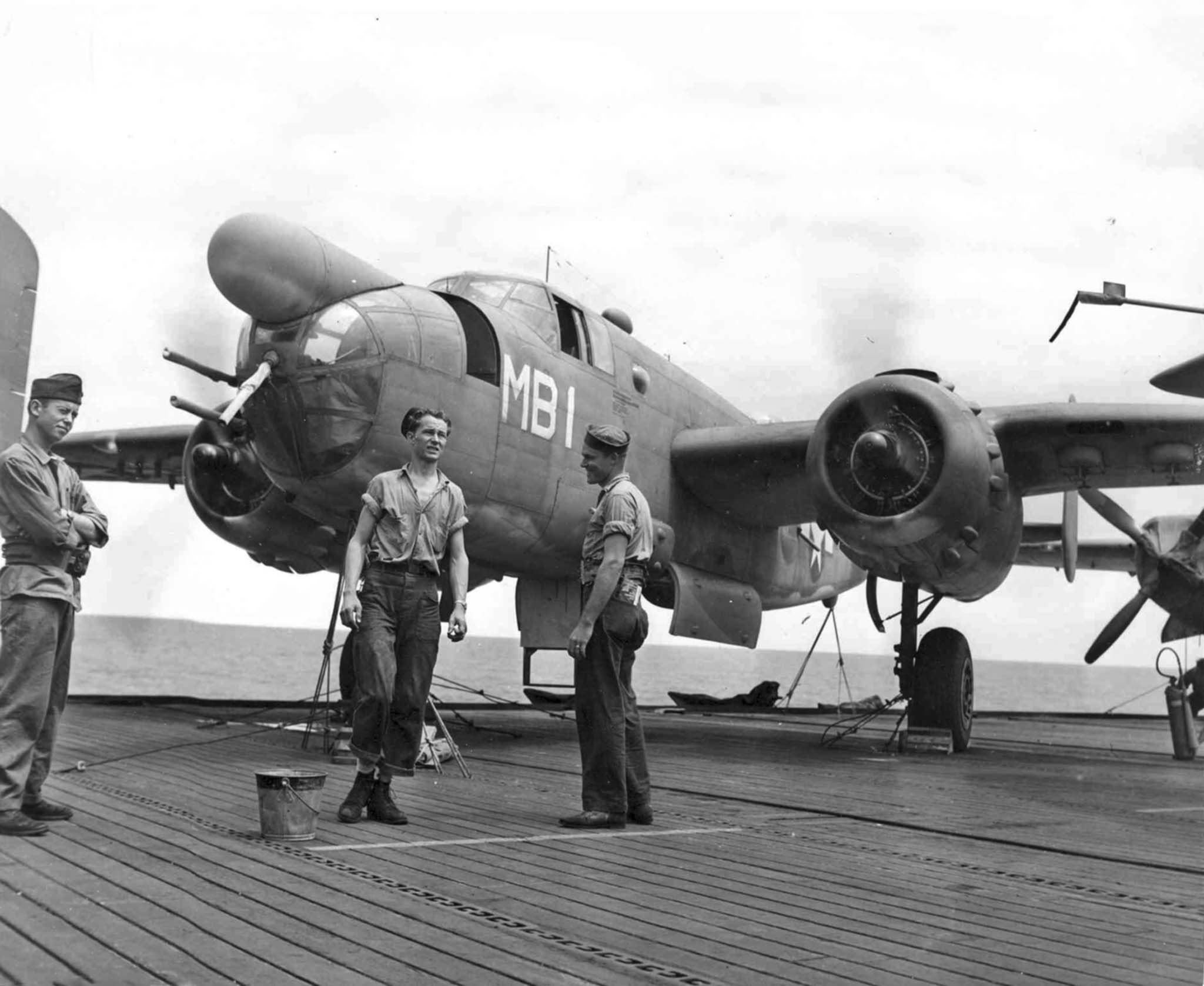 PBJ-1D Mitchell