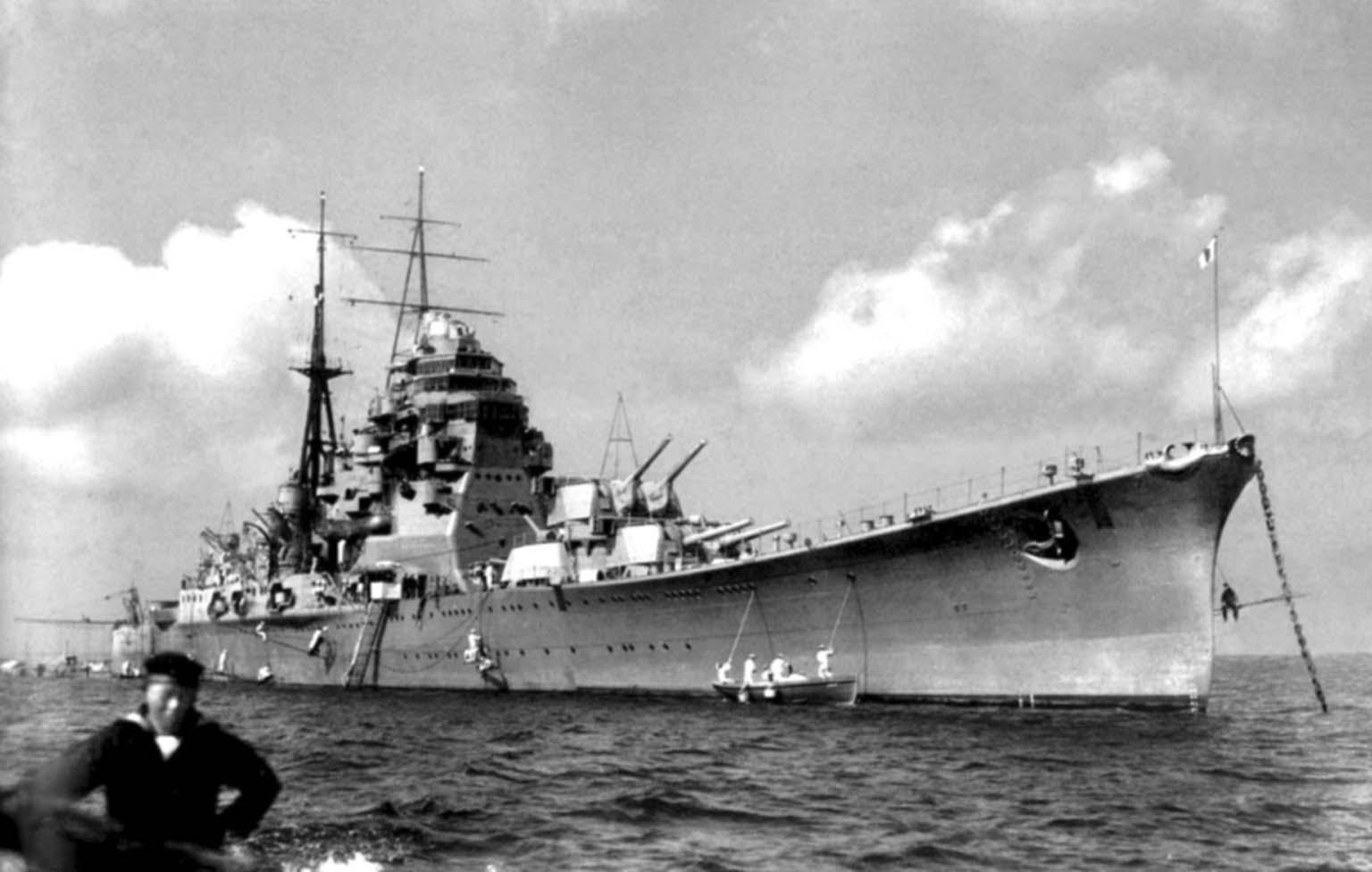cruiser Atago