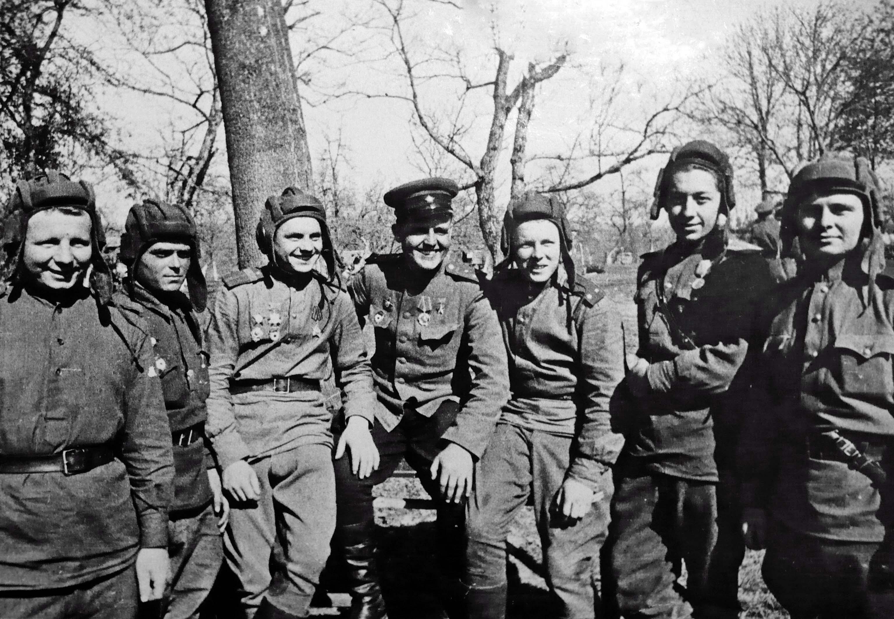 45th Guards Tank Brigade