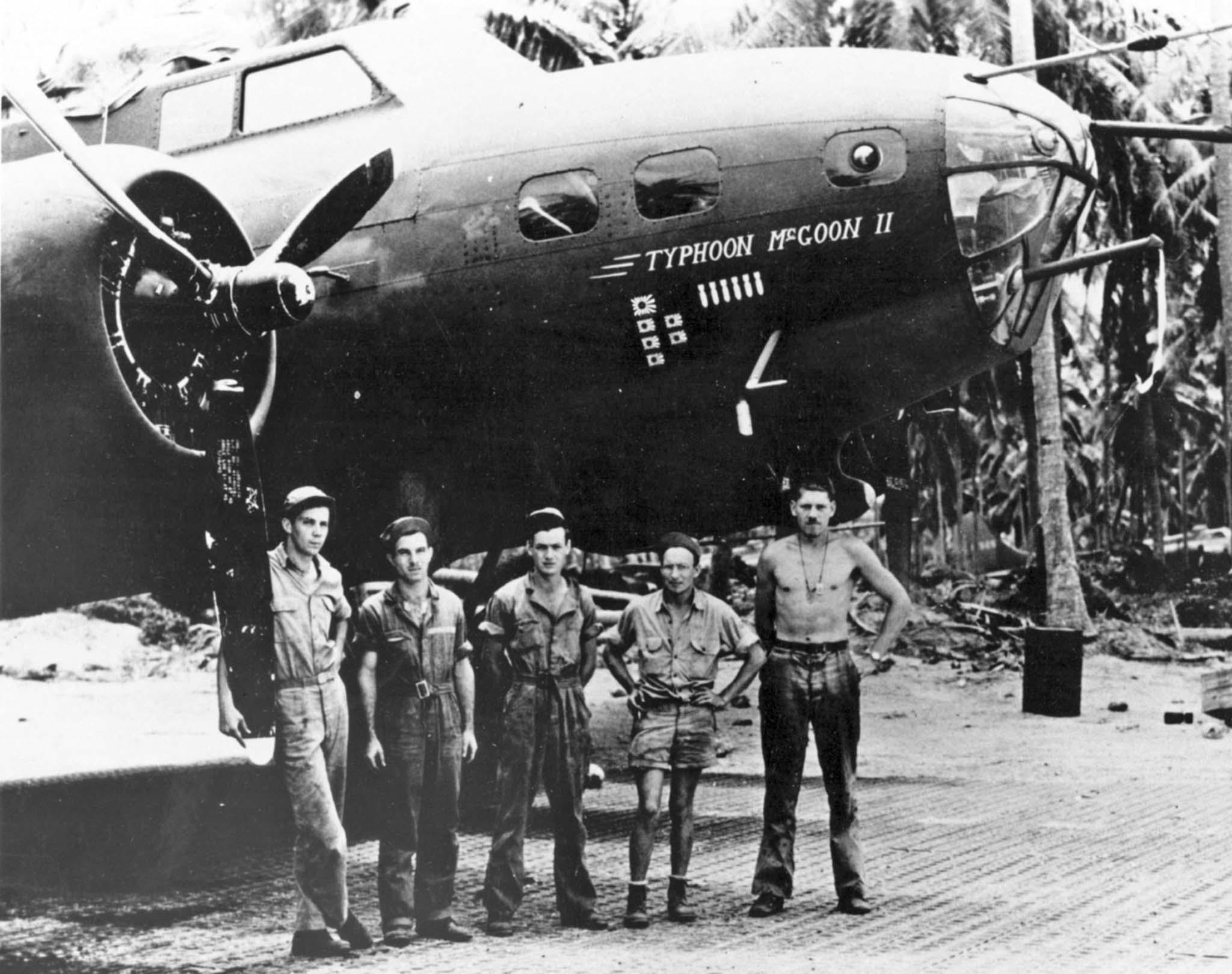 bomber B-17