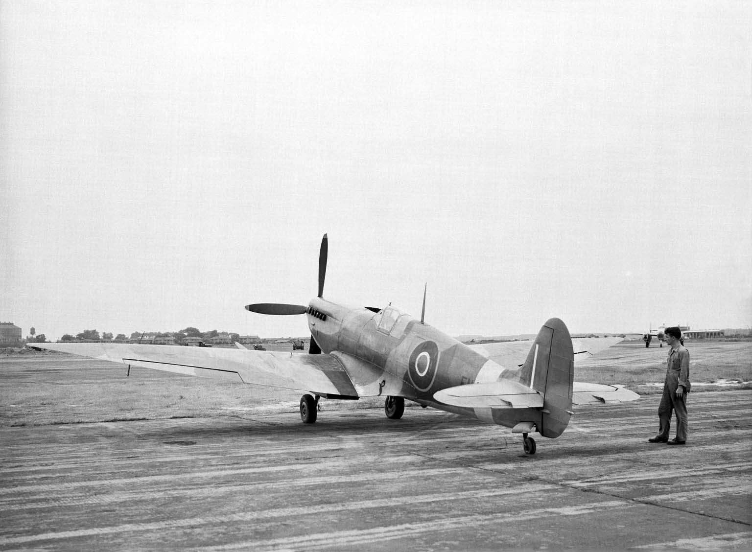 Spitfire Mk. VII