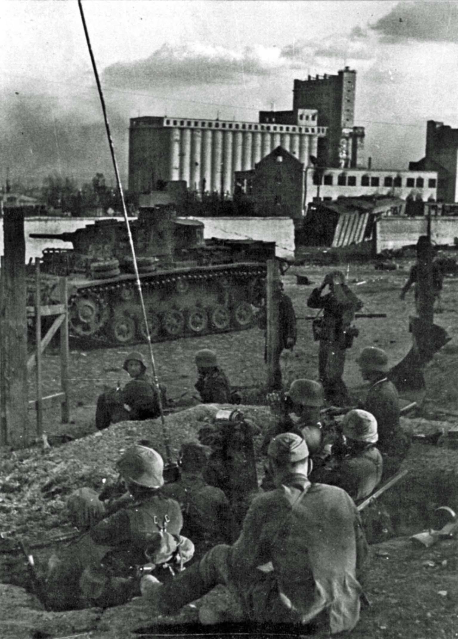 Wehrmacht in Stalingrad