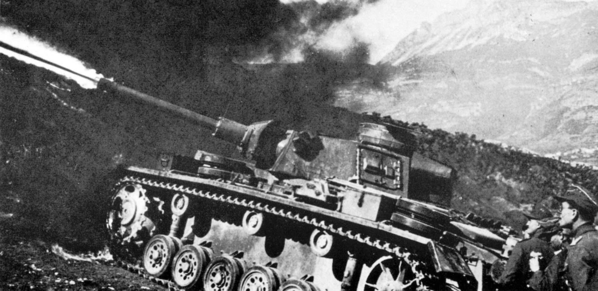 Flammenpanzer III