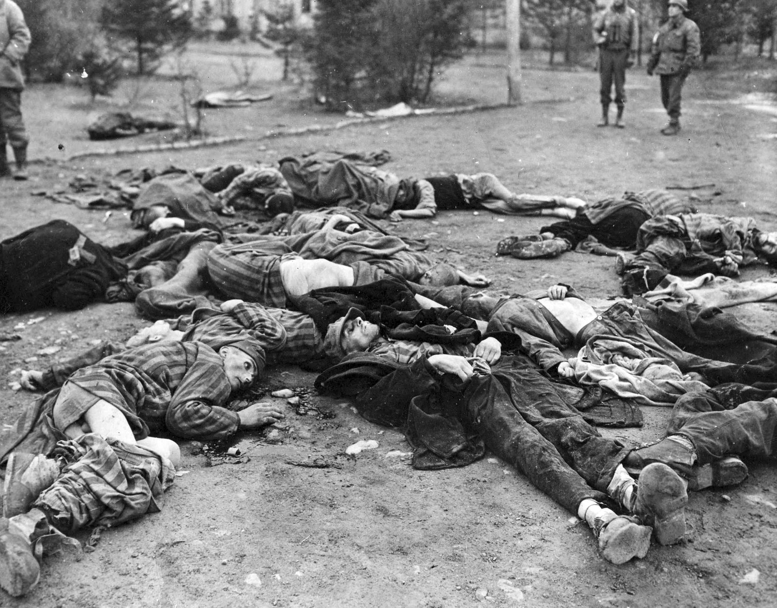 dead prisoners