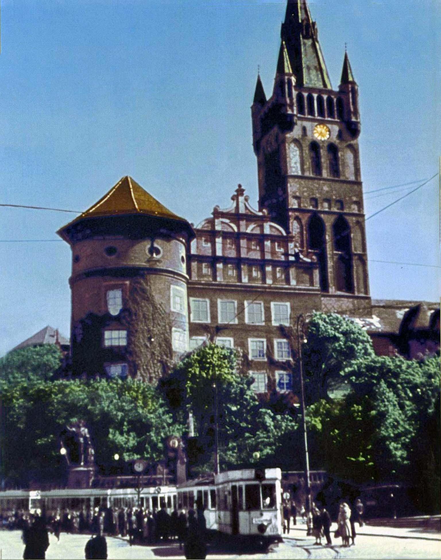 Königsberg Castle