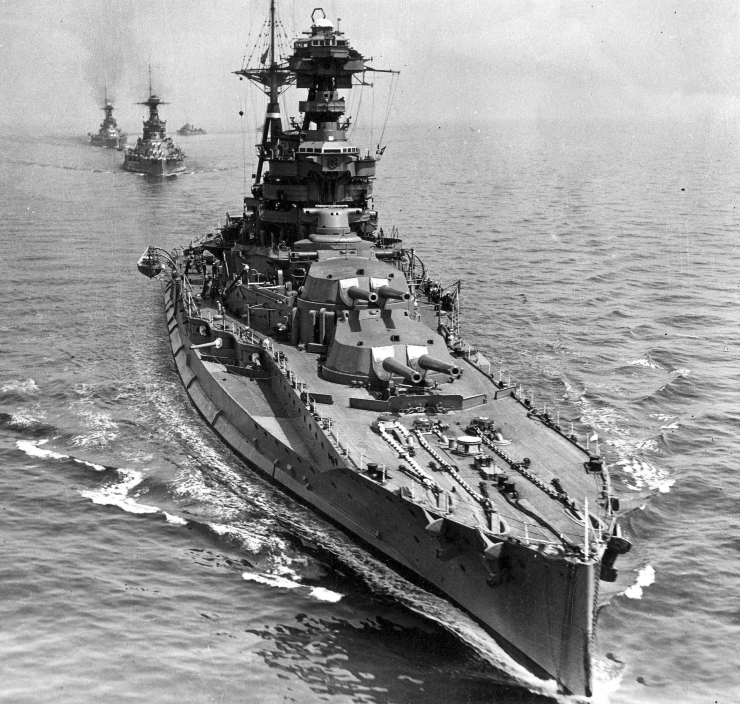 battleship Barham