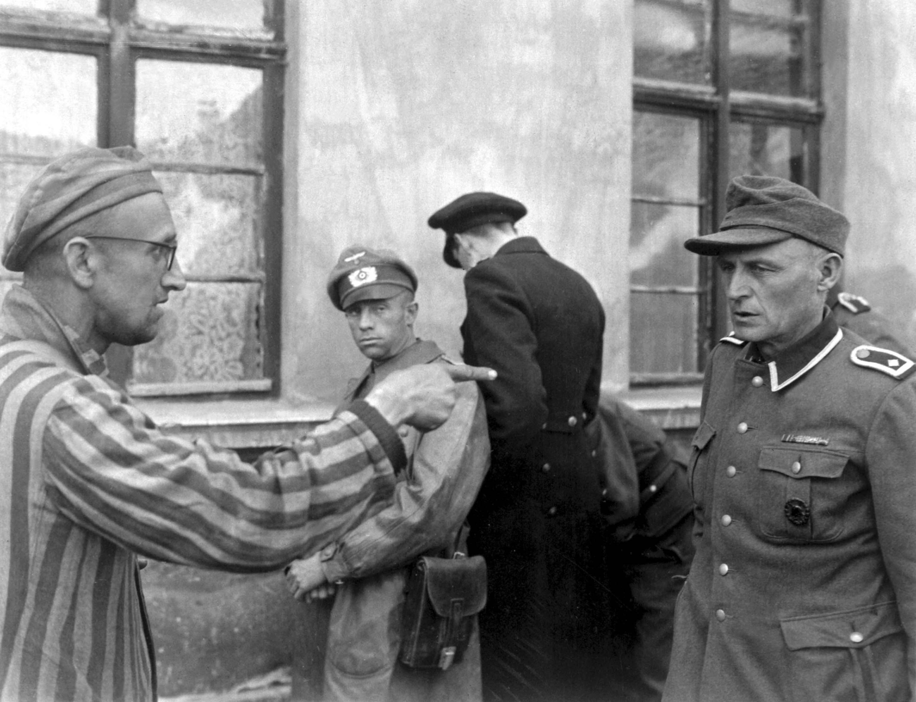 Soviet prisoner of war