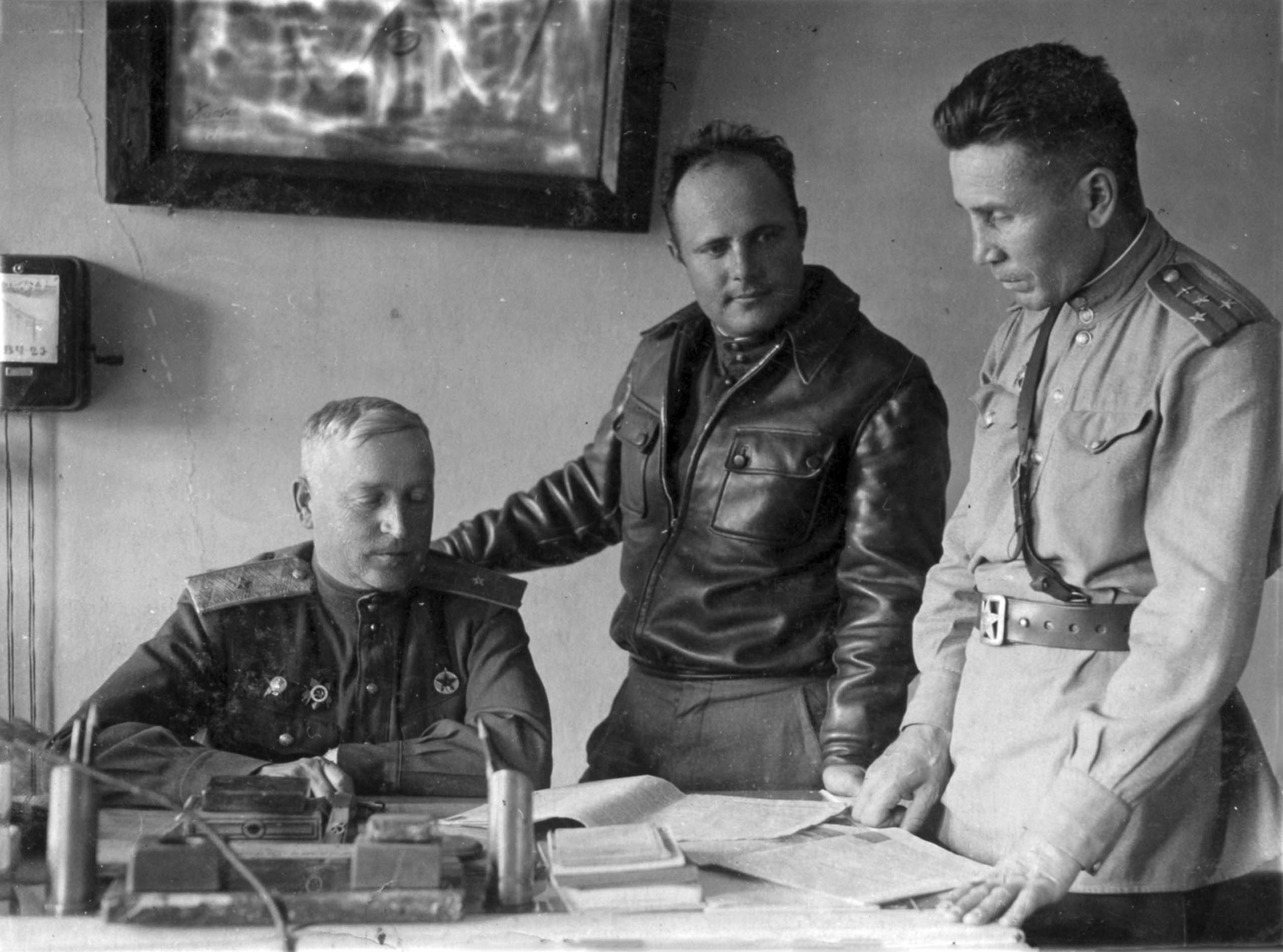 Major-General Stepan Korol