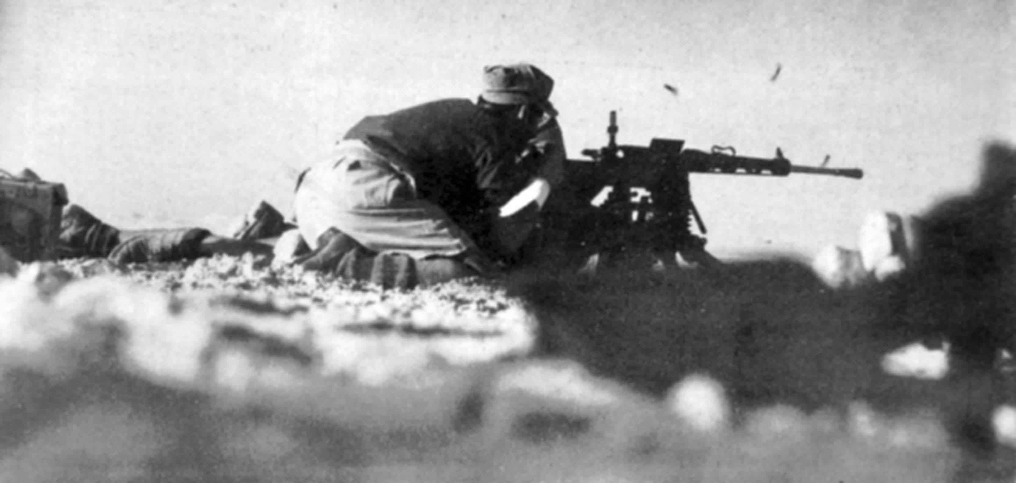 FIAT-Revelli machine gun
