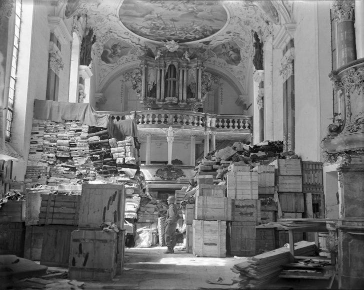 Nazi-stolen works