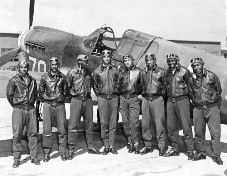 Black American pilots