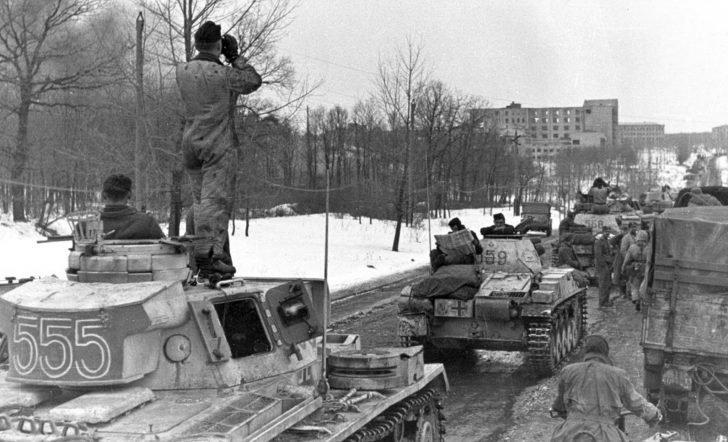 1. SS-Panzer-Division Leibstandarte SS Adolf Hitler