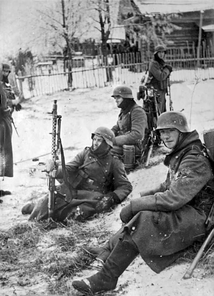German soldiers