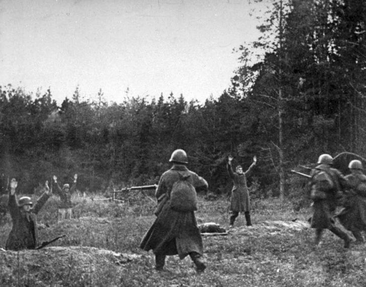 Infantrymen of the Wehrmacht
