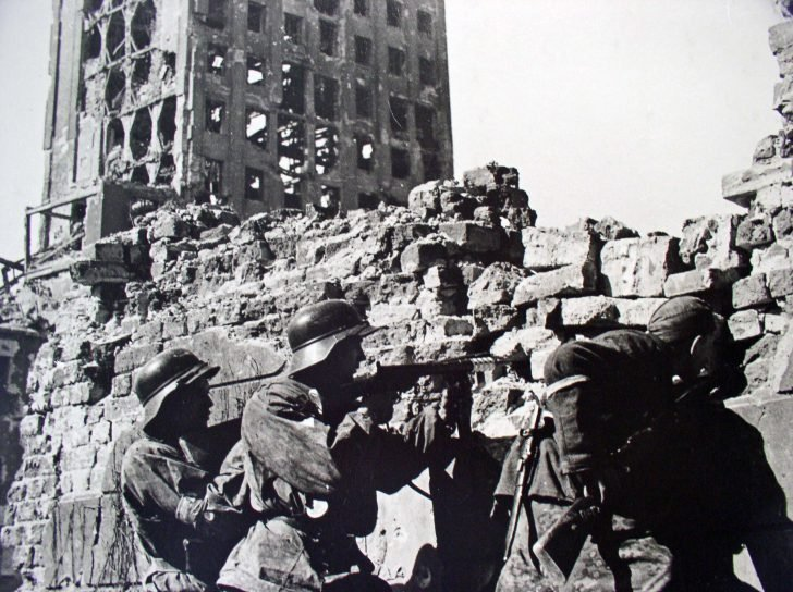Warsaw insurgents