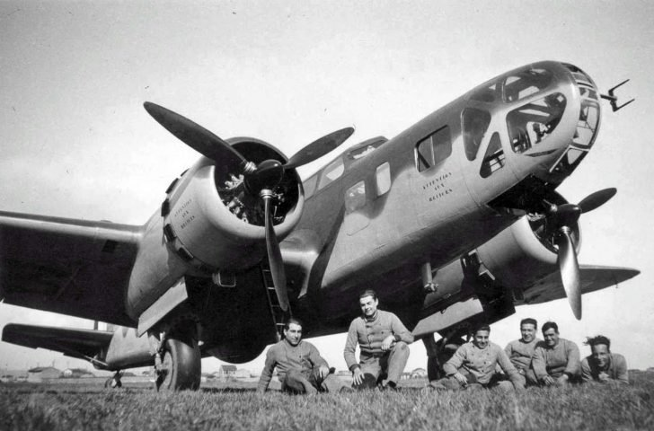 bomber Bloch MV.131