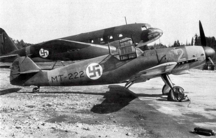 Messerschmitt Bf.109G-2