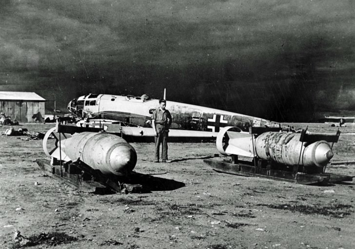SC 1000, Heinkel He-111