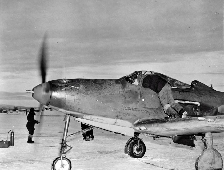 P-39 fighter