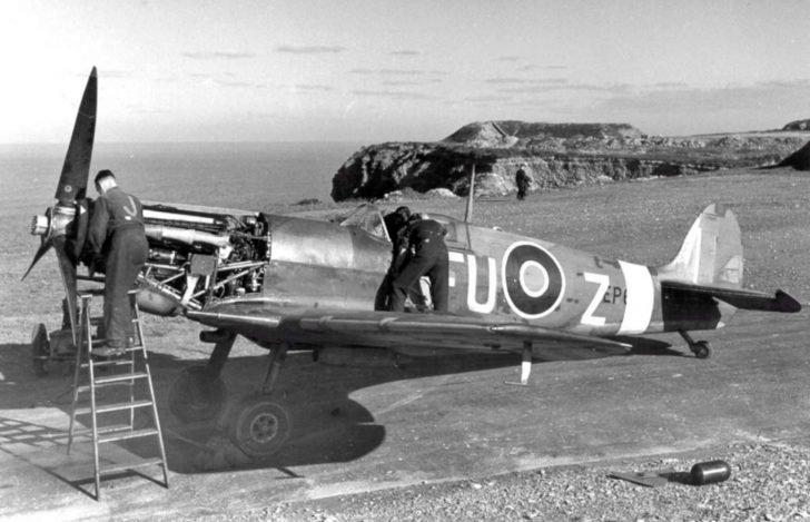 fighter Spitfire