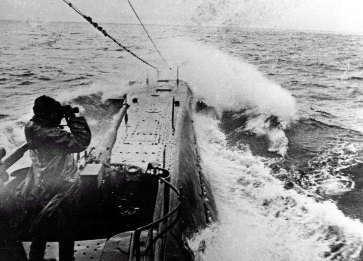 submarine K-3