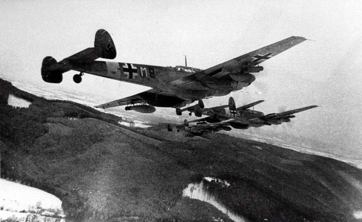 Messerschmitt BF.110G